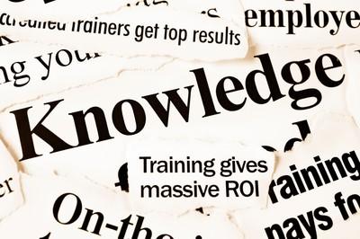 Newspaper headlines on knowledge (1)